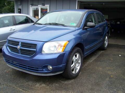 2007 Dodge Caliber for sale at Collector Car Co in Zanesville OH