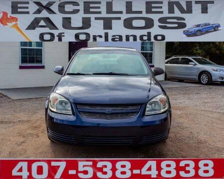 2010 Chevrolet Cobalt for sale at Excellent Autos of Orlando in Orlando FL
