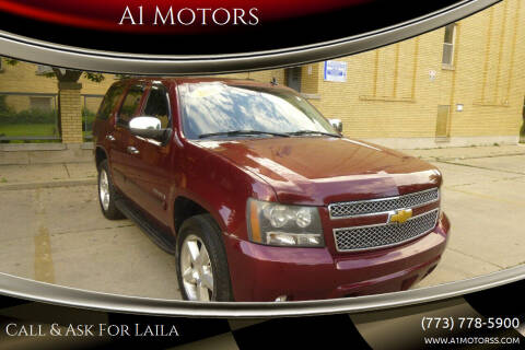 2008 Chevrolet Tahoe for sale at A1 Motors Inc in Chicago IL