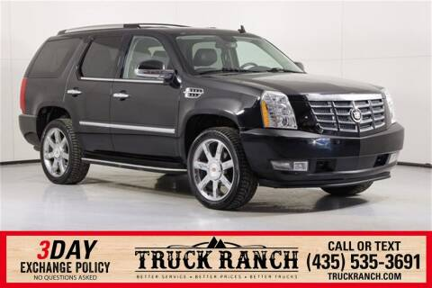 2013 Cadillac Escalade for sale at Truck Ranch in Logan UT