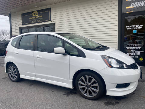 2013 Honda Fit for sale at COUNTRY SAAB OF ORANGE COUNTY in Florida NY
