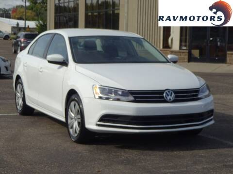 2017 Volkswagen Jetta for sale at RAVMOTORS 2 in Crystal MN