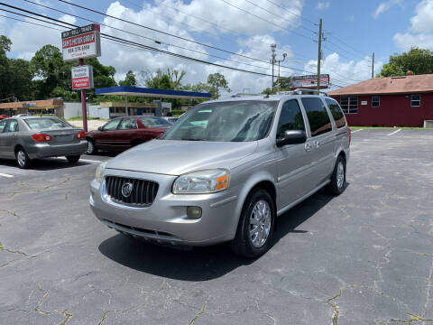2007 Buick Terraza for sale at Sam's Motor Group in Jacksonville FL