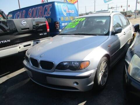 2004 BMW 3 Series for sale at Car One - CAR SOURCE OKC in Oklahoma City OK