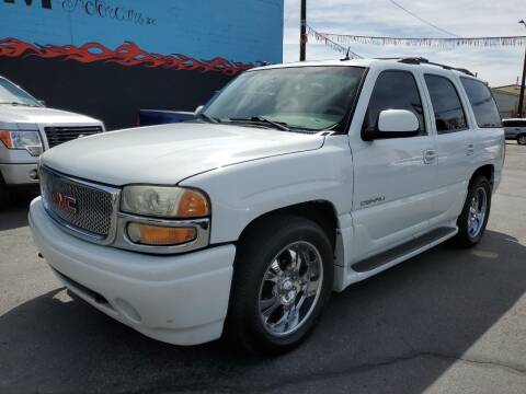 2005 GMC Yukon for sale at DPM Motorcars in Albuquerque NM