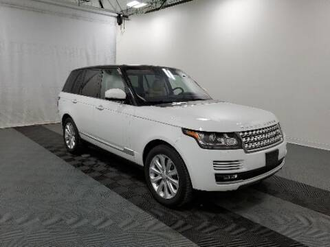 2017 Land Rover Range Rover for sale at Carena Motors in Twinsburg OH