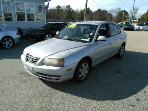 2005 Hyundai Elantra for sale at Kelly & Kelly Supermarket of Cars in Fayetteville NC