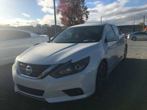 2016 Nissan Altima for sale at Wholesale Auto Inc in Athens TN