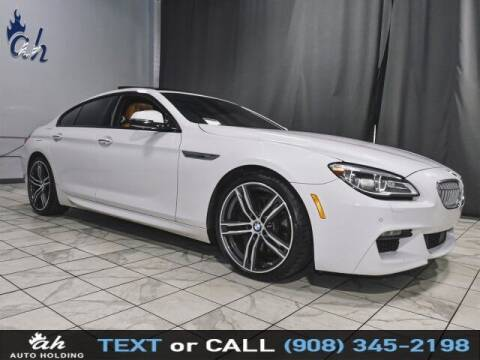 2018 BMW 6 Series for sale at AUTO HOLDING in Hillside NJ