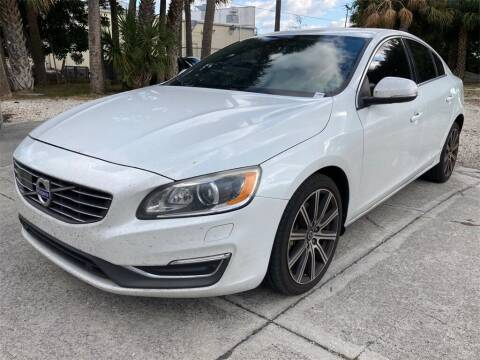 2015 Volvo S60 for sale at Florida Fine Cars - West Palm Beach in West Palm Beach FL
