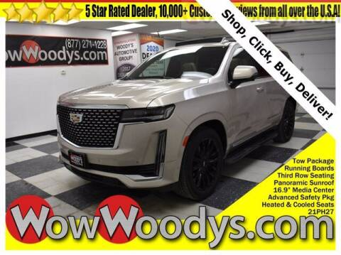 2021 Cadillac Escalade for sale at WOODY'S AUTOMOTIVE GROUP in Chillicothe MO