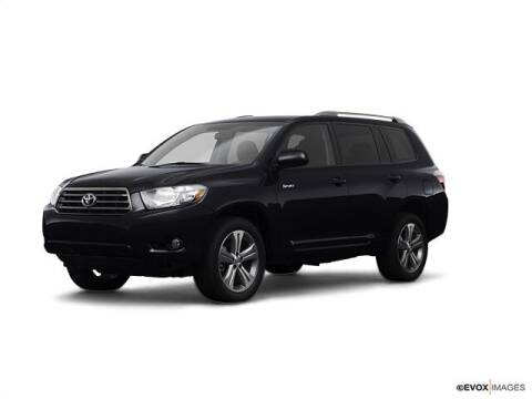 2008 Toyota Highlander for sale at Jamerson Auto Sales in Anderson IN