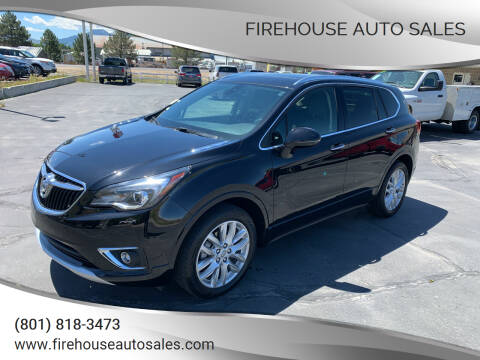 2020 Buick Envision for sale at Firehouse Auto Sales in Springville UT