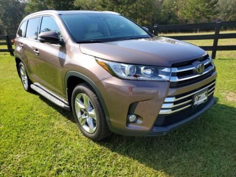 2017 Toyota Highlander for sale at Bratton Automotive Inc in Phenix City AL
