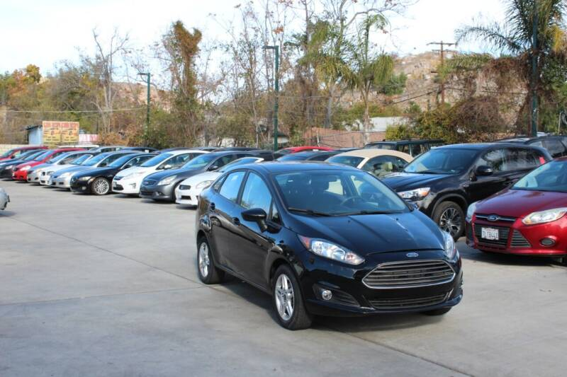 2018 Ford Fiesta for sale at Car 1234 inc in El Cajon CA