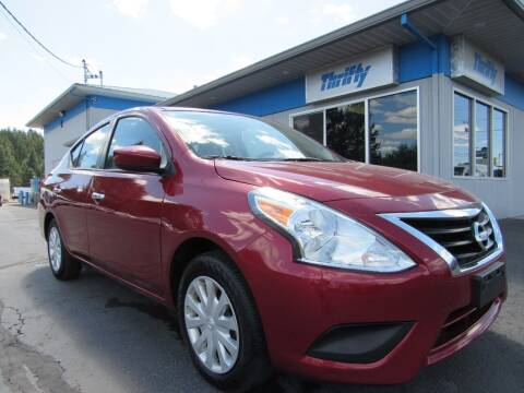 2019 Nissan Versa for sale at Thrifty Car Sales SPOKANE in Spokane Valley WA