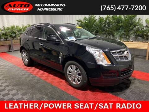 2011 Cadillac SRX for sale at Auto Express in Lafayette IN
