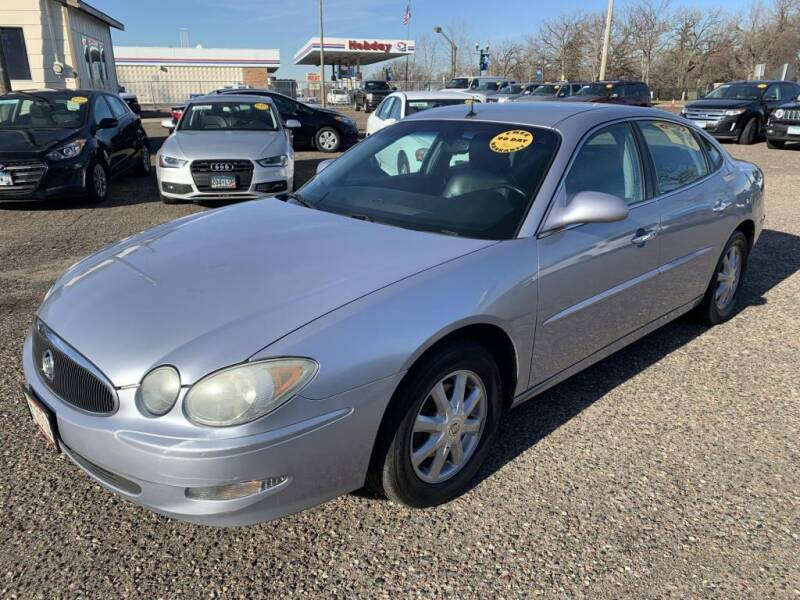 2005 Buick LaCrosse for sale at CHRISTIAN AUTO SALES in Anoka MN