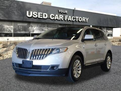 2011 Lincoln MKX for sale at JOELSCARZ.COM in Flushing MI