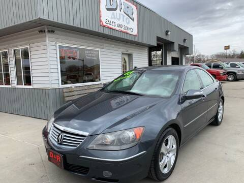 2005 Acura RL for sale at D & R Auto Sales in South Sioux City NE