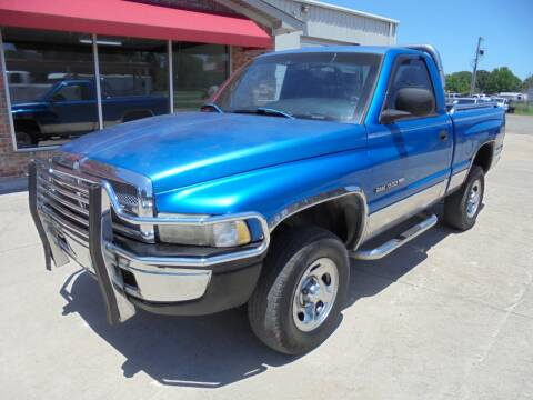 1999 Dodge Ram Pickup 1500 for sale at US PAWN AND LOAN in Austin AR