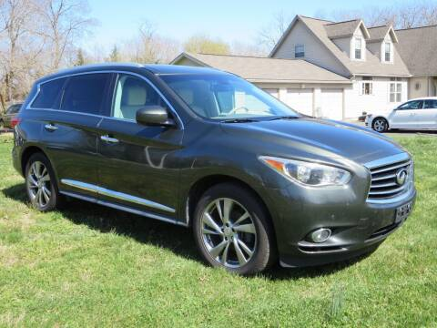 2013 Infiniti JX35 for sale at Star Automotors in Odessa DE