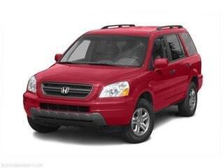 2004 Honda Pilot for sale at West Motor Company in Hyde Park UT
