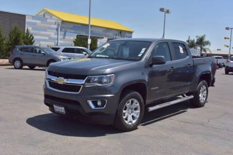 2016 Chevrolet Colorado for sale at Choice Motors in Merced CA