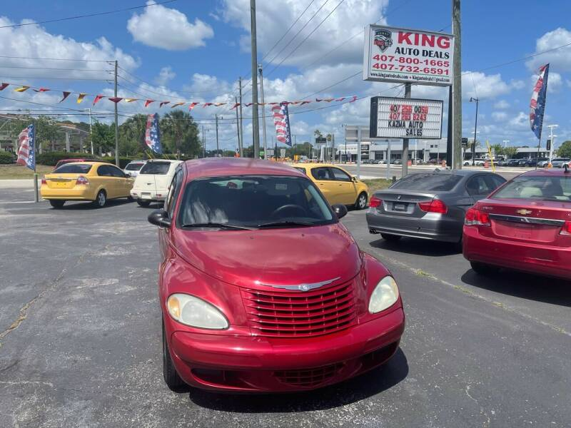 2005 Chrysler PT Cruiser for sale at King Auto Deals in Longwood FL