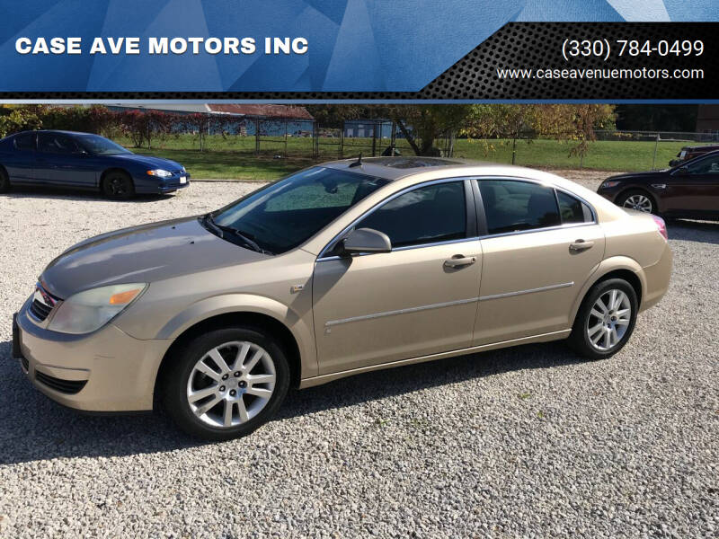 2007 Saturn Aura for sale in Akron, OH