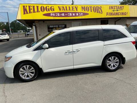 2014 Honda Odyssey for sale at Kellogg Valley Motors in Gravel Ridge AR