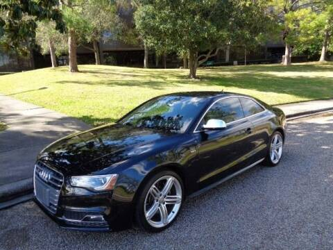 2013 Audi S5 for sale at Houston Auto Preowned in Houston TX