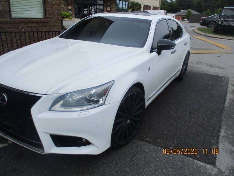 2015 Lexus LS 460 for sale at Z Motors in Chattanooga TN