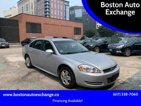 2009 Chevrolet Impala for sale at Boston Auto Exchange in Boston MA