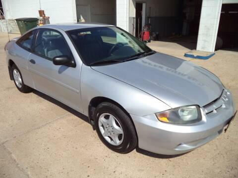 2005 Chevrolet Cavalier for sale at Apex Auto Sales in Coldwater KS