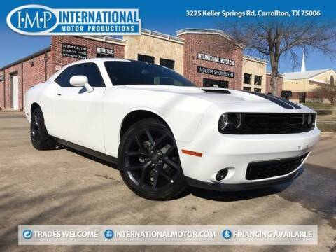 2020 Dodge Challenger for sale at International Motor Productions in Carrollton TX