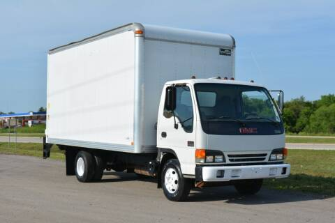 2003 GMC W4500 for sale at Signature Truck Center - Box Trucks in Crystal Lake IL