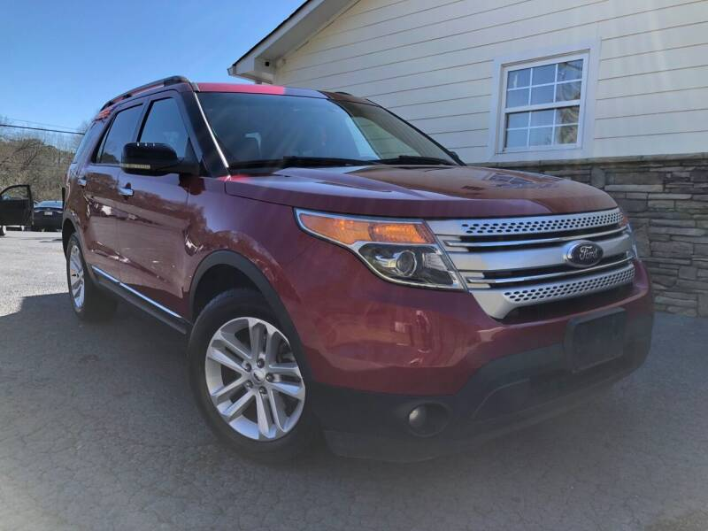 2012 Ford Explorer for sale at No Full Coverage Auto Sales in Austell GA