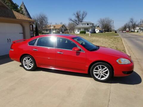 2013 Chevrolet Impala for sale at Eastern Motors in Altus OK