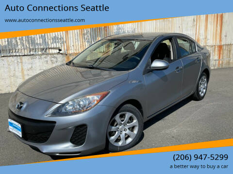 2013 Mazda MAZDA3 for sale at Auto Connections Seattle in Seattle WA