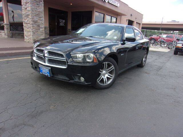 2012 Dodge Charger for sale at Lakeside Auto Brokers Inc. in Colorado Springs CO