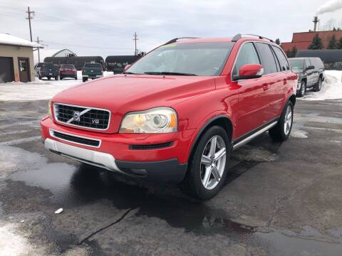 2007 Volvo XC90 for sale at Mike's Budget Auto Sales in Cadillac MI