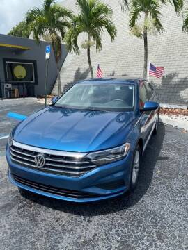 2020 Volkswagen Jetta for sale at YOUR BEST DRIVE in Oakland Park FL
