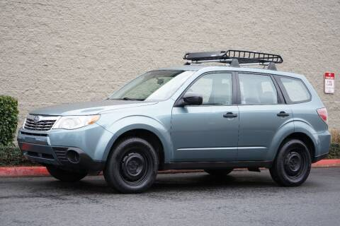 2010 Subaru Forester for sale at Overland Automotive in Hillsboro OR