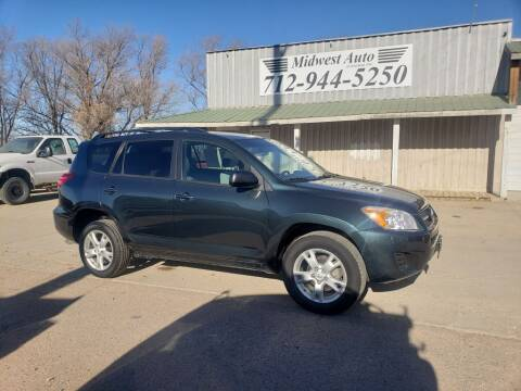 2011 Toyota RAV4 for sale at Midwest Auto of Siouxland, INC in Lawton IA