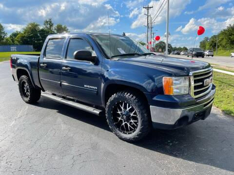 2012 GMC Sierra 1500 for sale at Rock 'n Roll Auto Sales in West Columbia SC