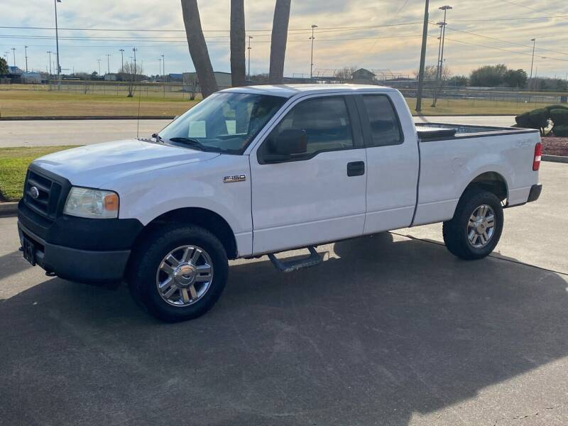 2007 Ford F-150 for sale at M A Affordable Motors in Baytown TX