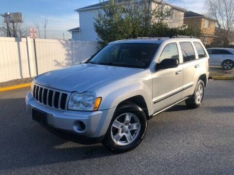 2007 Jeep Grand Cherokee for sale at Giordano Auto Sales in Hasbrouck Heights NJ