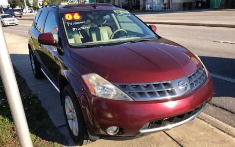 2006 Nissan Murano for sale at Castagna Auto Sales LLC in Saint Augustine FL