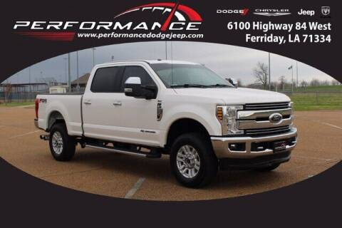 2018 Ford F-250 Super Duty for sale at Performance Dodge Chrysler Jeep in Ferriday LA